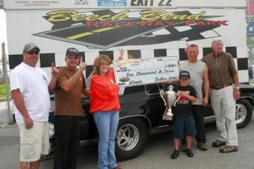 Dave Angelly Tenn-Tuck Winner