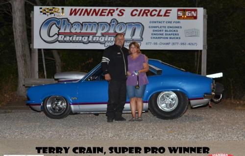 Terry Crain